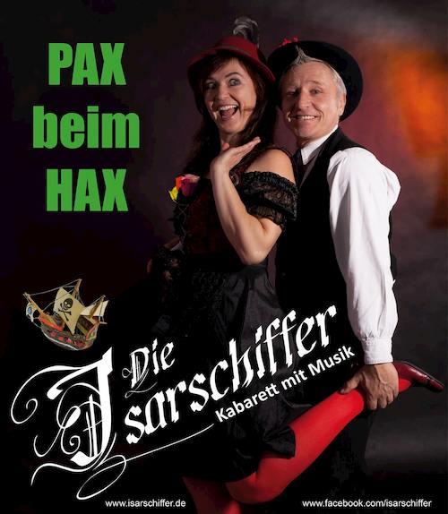Kabarett Pax beim Hax