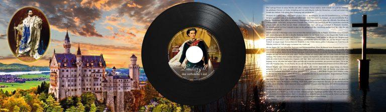 Die Isarschiffer-König-Ludwig CD ist da